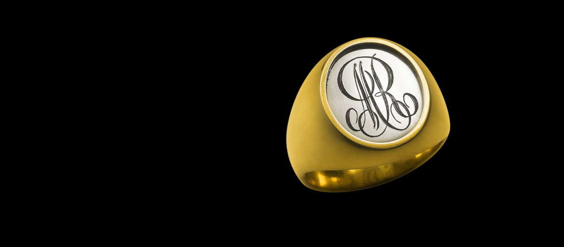 Monor Gold Ring